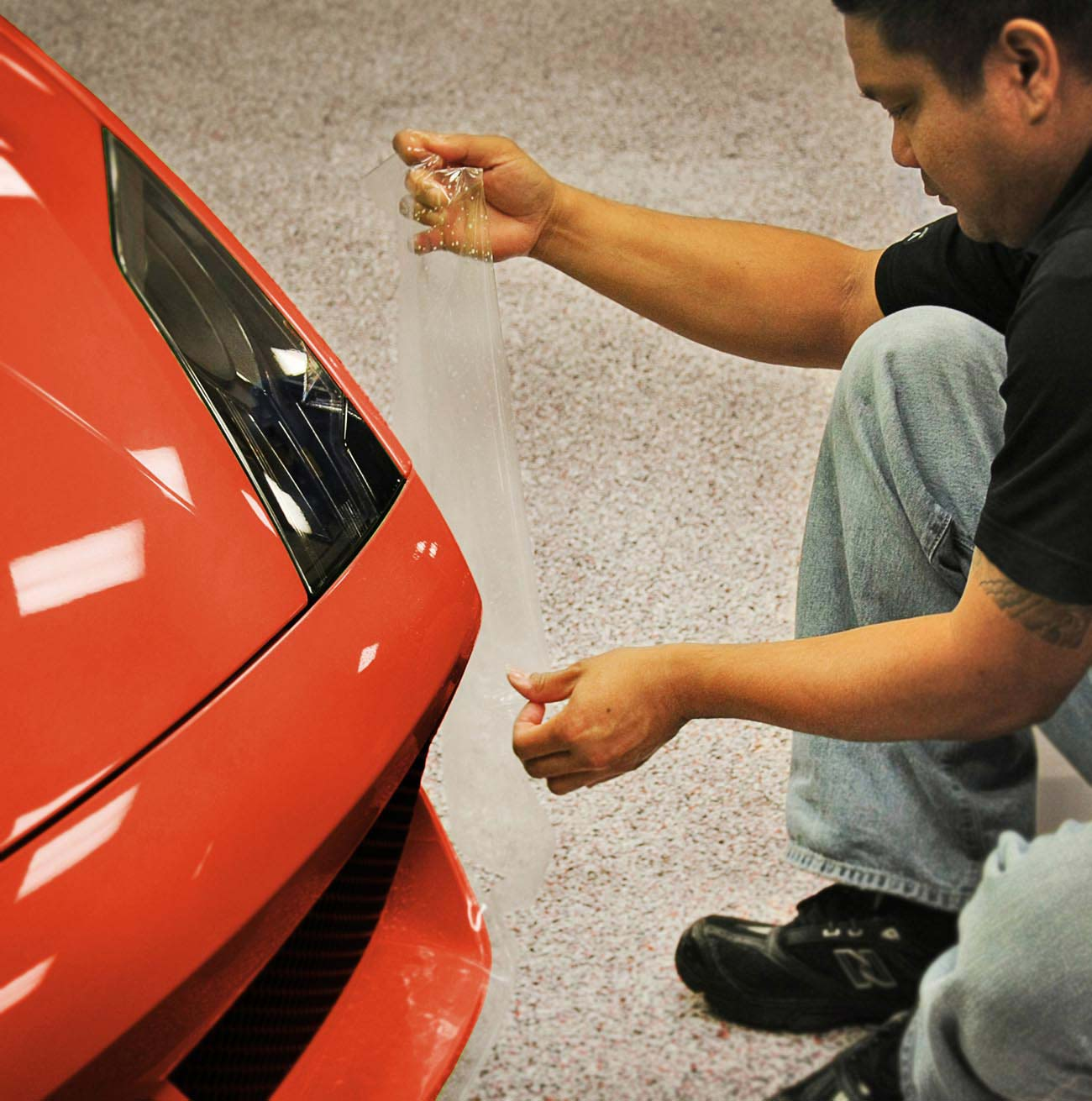 discuss paint protection film - HD1300×1311